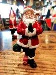 クリスマス ヨガ サンタ  木のポーズ� ヨガ教室 ヨガグッズ ヨガサンタ