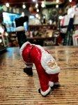 クリスマス ヨガ サンタ  バク転のポーズ ヨガ教室 ヨガグッズ ヨガサンタ