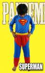 子供用スーパーマンコスチュームハロウィン