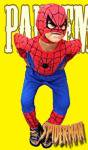 子供用スパイダーマンコスチュームハロウィン