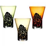 30%OFF カラーグラス-LEAFY-
