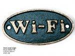 アイアンサイン Wi-Fi Green/Gold