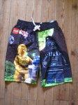 LEGO スターウォーズボーイズ C3PO 水着  スイムウエア