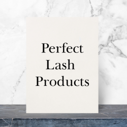 Perfect Lash Products