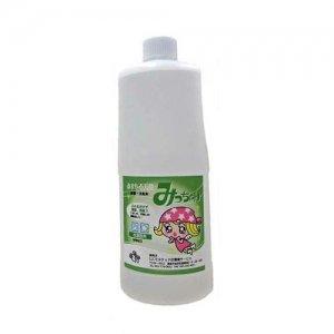 加湿器・ミスト器用・室内除菌消臭剤 みまもる天使「みっちゃんMW23」お徳用(1000ml)