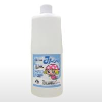家庭用プール水・浴槽水・/除菌・消臭剤 みまもる天使「みっちゃんMZ25H」お徳用(1000ml)プール熱、手足病対策で幼稚園にも利用されています