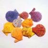 金魚鉢 ガラス瓶 貝殻 星の砂 ヒトデ