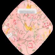 【ポケット付き♪】ひし形ライナー(鳳凰来義 珊瑚色)