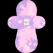 【ホルダー単品】 布ナプキン・Mサイズ 【宇宙柄 グレープ】