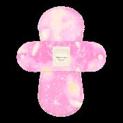 【ホルダー単品】 布ナプキン・Sサイズ 【宇宙柄 ストロベリー】
