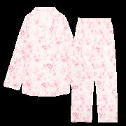 【至福の夢見るパジャマ】ウォーターローズ【マゼンタ】