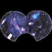 【ダブルガーゼ】 授乳がハッピーになる母乳パッド / 宇宙柄(ラピスラズリ)