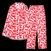 【 至福の夢見るパジャマ 】 ローズシャワー 【 ルージュ 】