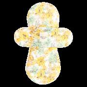 【ホルダー単品】 布ナプキン・Mサイズ(甘い香りのスイートフラワー・スイートハニー)