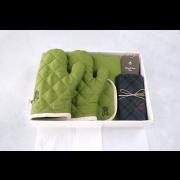 【BOX入り】キッチンアイテムセット(グラスグリーン)