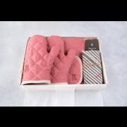 【BOX入り】キッチンアイテムセット(オーキッドピンク)