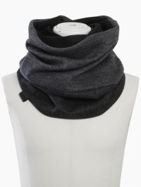 【2016AW 先行予約】PATRICK STEPHAN / Jersey scarf 'fuji' 16AW-A/162ASF19<リバーシブルスヌードマフラー(ネックウォーマー)> #2色展開