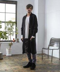 【2016AW 先行予約】glamb MONOTONE[グラム モノトーン] Rib long cardigan<リブロングカーディガン> #2色展開