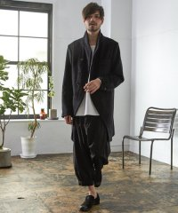 【2016AW 先行予約】glamb MONOTONE[グラム モノトーン] Long coat<ロングコート> #2色展開