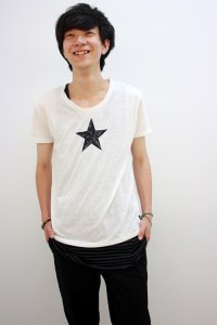 glamb[グラム] Star CS<スターカットソー> #ホワイト