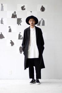 【2016A/W先行予約】VICTIM[ヴィクティム] DAMEGE LOOSE COAT<ダメージルーズコート> #2色展開