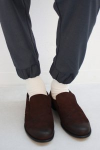 glamb [グラム] Caleb shoes<キャレブシューズ> #ダークブラウン