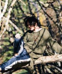 【2016WINTER 先行予約】glamb [グラム] Rafael knit<ラファエルニット> #3色展開