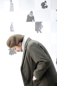 VICTIM [ヴィクティム] VICTIM ×CA4LA BIG BERET<ヴィクティム×カシラ ビッグベレー帽> #オリーブ