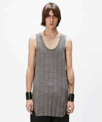 【2017SS 先行予約】Wizzard [ウィザード] WDH17-091 : LONG TANK TOP<ロングタンクトップ> #4色展開