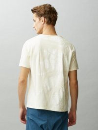 【2017SS 先行予約】TROVE [トローヴ] 47TEE01 : PALM TREE TEE<パームツリーTシャツ> #2色展開
