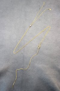 gunda [ガンダ] STEALTH MIKROS NK/GOLD(NECKLACE)<ステルスミクロスネックレス/GOLD> #ゴールド