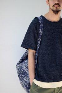 【2017SS 先行予約】VICTIM [ヴィクティム] PAISLEY SHOLDER BAG<ペイズリーショルダーバッグ> #4色展開
