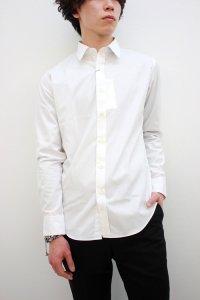 N.HOOLYWOOD COMPILE [エヌハリウッド コンパイル] SH01 peg NHD-003 : スタンダードドレスシャツ #ホワイト