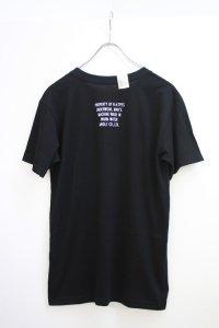 N.HOOLYWOOD [エヌハリウッド] 17-6223 : TPESBK アングル クルーネックTシャツ #ブラック