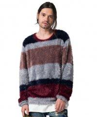 【2017AW先行予約】glamb [グラム] Kaylee border knit<ケイリーボーダーニット> 3色展開