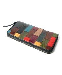 glamb × JAM HOME MADE [グラム×ジャムホームメイド] Gaudy zip wallet by JAM HOME MADE<ガウディージップウォレット> カラフル