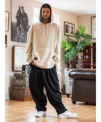 【2017WT先行予約】glamb [グラム] Boa hoodie〈ボアフーディ〉 3色展開