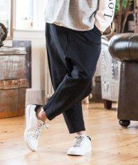 【2017WT先行予約】glamb [グラム] Wide tapared pants〈ワイドテーパードパンツ〉 2色展開