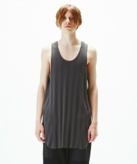 Wizzard [ウィザード] LONG TANK TOP<ロングタンクトップ> チャコール