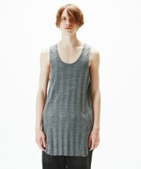 Wizzard [ウィザード] LONG TANK TOP<ロングタンクトップ> トップグレー