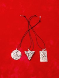 【2018SS先行予約】KIDS LOVE GAITE × JOHN LAWRENCE SULLIVAN [キッズラブゲイト×ジョンローレンスサリバン] 型押しレザー2WAYケース 3色展開