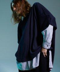 【2018SS先行予約】Wizzard [ウィザード] STRIPE LONG SHIRT<ストライプロングシャツ> 3色展開