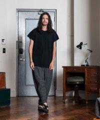 【2018SS先行予約】 glamb [グラム] GB0118 / MN14 : Loose pants<ルーズパンツ> 2色展開