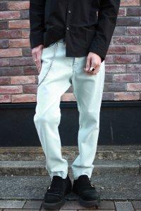 N.HOOLYWOOD [エヌハリウッド] COLLECTION LINE STRETCH DENIM PANTS <コレクションライン ストレッチデニムパンツ> ブリーチ