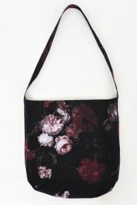 LAD MUSICIAN [ラッドミュージシャン] FLOWER BAG <フラワーバッグ(花柄)> 2218-931 レッド