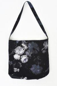 LAD MUSICIAN [ラッドミュージシャン] FLOWER BAG <フラワーバッグ(花柄)> 2218-931 ブルー