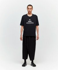 Wizzard [ウィザード] PRINT CUTSEW '91 REBEL'<プリントカットソー ビッグTシャツ> ブラック