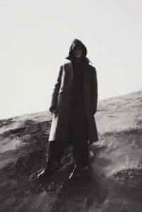【2018AW 先行予約】 Wizzard [ウィザード] SOUTIEN COLLAR COAT<ステンカラーコート> 2色展開