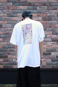 N.HOOLYWOOD [エヌハリウッド] COLLECTION LINE STAFF T SHIRT <コレクションライン スタッフTシャツ> オフホワイト
