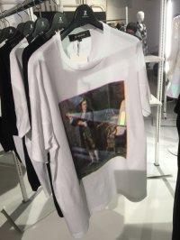 ANREALAGE [アンリアレイジ] NEWTON TEE SHIRTS <ニュートンTシャツ> ホワイト
